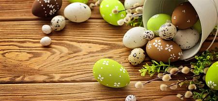 Menu Pasqua 2018 al Molino